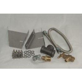 Blichmann Floor Burner Toptier Installation Kit