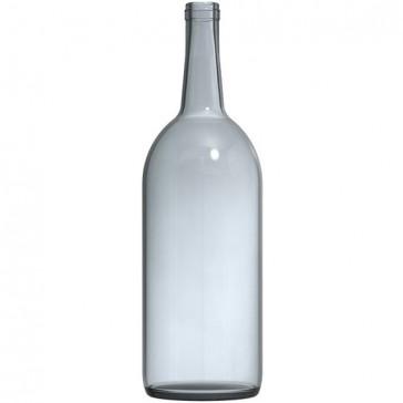 1.5 Liter Clear Bordeaux Magnum Wine Bottles