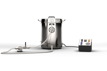 20 gallon NPT Brewing System 0