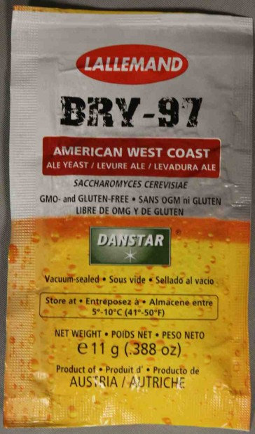 Lallemand BRY97 West Coast Ale
