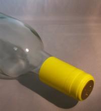 Yellow PVC Capsule