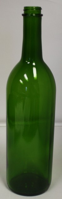 750 ml Bordeaux Screw Cap Bottles
