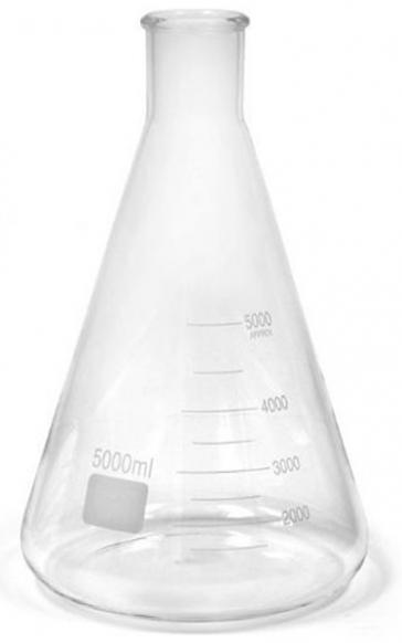 5000 mL Flask