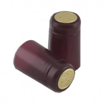 Maroon PVC Capsules
