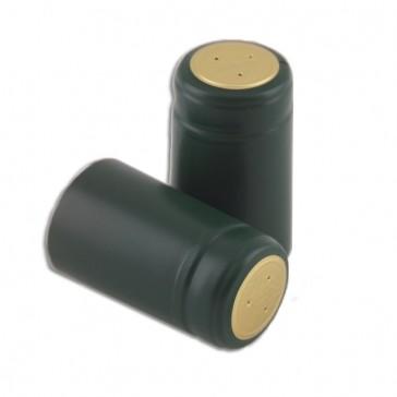 Green Matte PVC Capsule