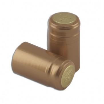 Gold PVC Capsules