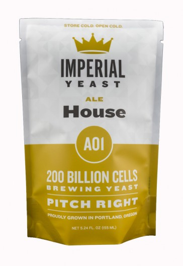 Imperial Yeast: A01 House