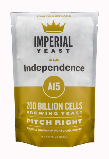 Imperial Yeast: A15 Independence