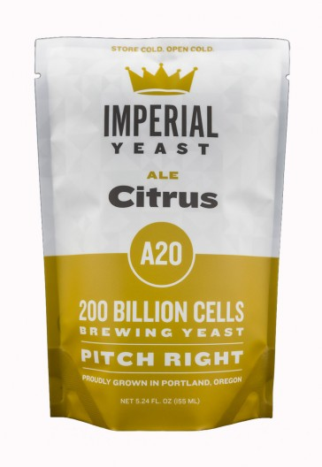 Imperial Yeast: A20 Citrus