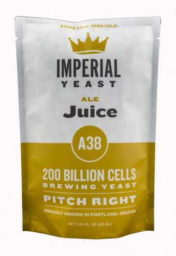 Imperial Yeast: A38 Juice