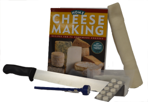 Our Deluxe Artisan Cheese Making Kit