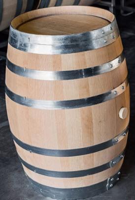American White Oak Barrel