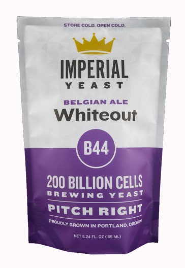 Imperial Yeast: B44 Whiteout