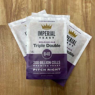 Imperial Yeast: B48 Triple Double