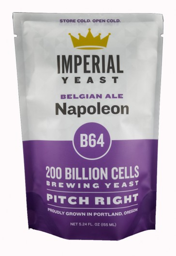 Imperial Yeast: B64 Napoleon