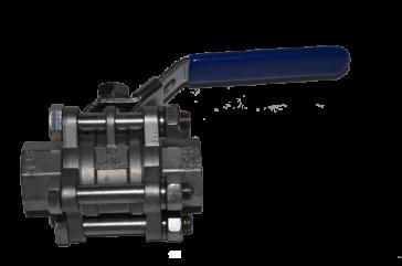 3 piece ball valve