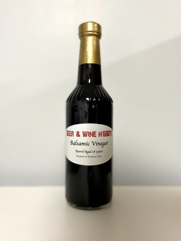 Barrel-Aged Balsamic Vinegar