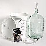 Weekend Vintner Winemaking Equipment Kit