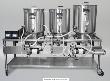 Blichmann Gas Turnkey Horizontal Herms Brew System