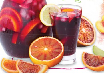 Island Mist Blood Orange Sangria