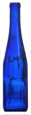 750 ml Altus Icewine Bottles - Cobalt Blue