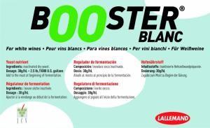 Booster Blanc