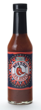 Boston Red Hot Sauce