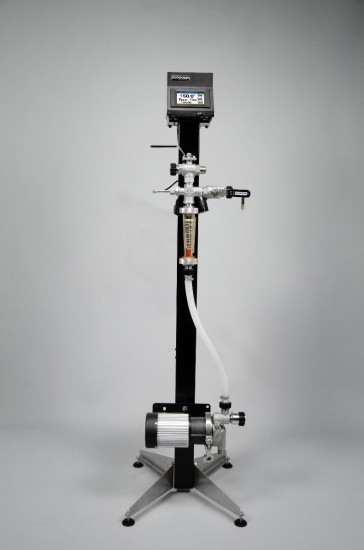 Command Stand with pump
