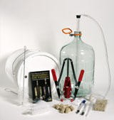 Complete Winemaking Equipment kit