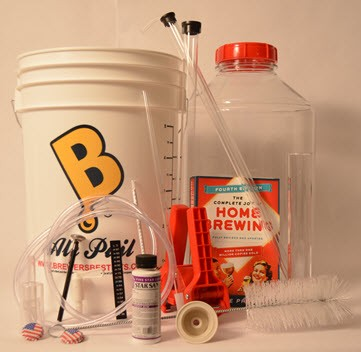 Complete Homebrewing Starter Kit