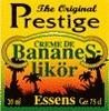 Prestige Cordial Essence - Creme de Banana
