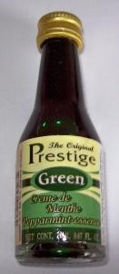 Prestige Creme de Menthe/WHITE