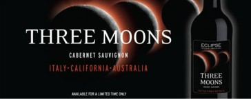 Eclipse Three Moons