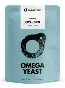 Omega Labs Espe Kveik Liquid Yeast