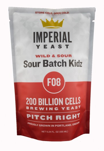 Imperial Yeast: F08 Sour Batch Kidz