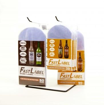 Fastlabel system