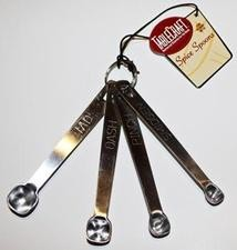 Fine Measuring Spoon Set