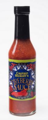 Captain Mowatt's Fireberry Hot Sauce