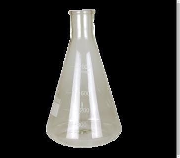 Erlenmeyer Flask - 2 liter