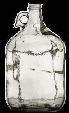 1 gallon jugs