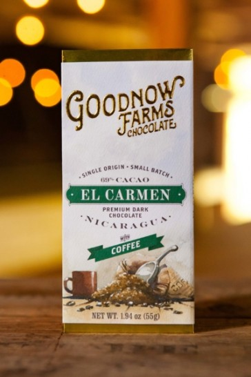 Nicaraguan El Carmen Inclusion with Coffee Dark Chcolate