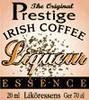 Prestige Cordial Essence - Irish Coffee Liqueur