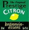 Prestige Cordial Essence - Lemon Schnapps
