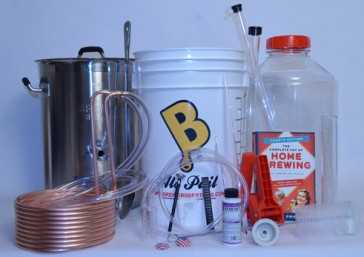 Ultimate Homebrewing Starter Kit