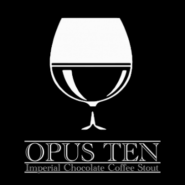 Opus Ten Imperial Chocolate Coffee Stout