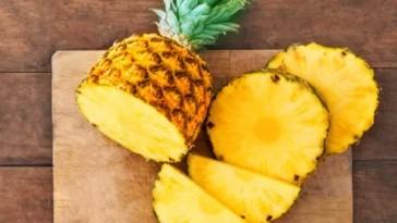 Pineapple Fruit Puree