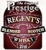 Regents Scotch Whisky