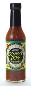 Captain Mowatt`s Scurvy Dog Hot Sauce