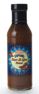 Shipyard Beer-B-Q Sauce