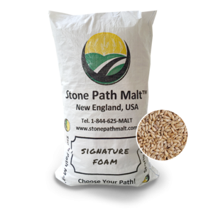 Stone Path Malt Signature Foam Special Order Only